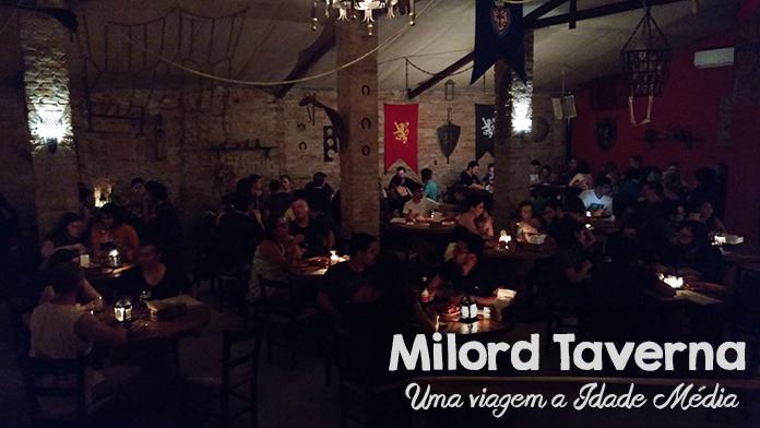 Milord Taverna medieval em Campinas, São Paulo