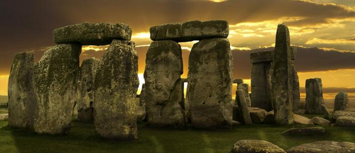 Stonehenge, monumento megalítico que marca a passagem do tempo