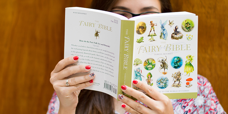 The Fairy Bible o guia definitivo para o mundo das fadas